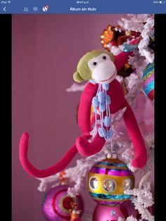 MonkeY #navidad #amigurumi