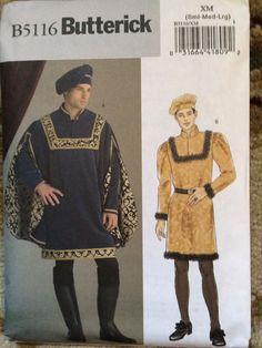 Mc... McCalls Ladies /& Mens Sewing Pattern 7229 Christmas Nativity Costumes