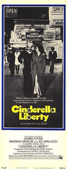Poster from the film Cinderella Liberty