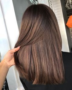 (notitle) The post Untitled appeared first on Ruby Sanders. Straight Hair Highlights, Straight Brunette Hair, Balayage Straight Hair, Highlights For Dark Brown Hair, Honey Brown Hair, Brown Hair Balayage, Natural Brown Hair, Hair Color For Black Hair, Brown Hair Colors