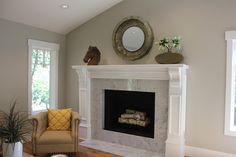 Cedar Lane renovation     Front Entrance, Craftsman Style (Anderson windows)        Living Room, custom mantel     Dining Room      Powder...