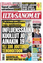 Päivän lehti - Ilta-Sanomat