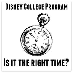 Are you or someone in your family considering applying for the Disney College Program? If so, you'll definitely want to read this article!