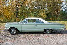 1963 MERCURY MARAUDER FASTBACK Classic Car Garage, Classic Cars, Mercury Marauder, Barrett Jackson Auction, The Marauders, Collector Cars, Ford, Passion, American