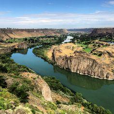 Twin Falls, Idaho. #visitidaho #idahoexplored #idahodaily Twin Falls, Idaho, Twins, River, Outdoor, Outdoors, Outdoor Games, Gemini, The Great Outdoors