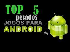 Top 5 Jogos Pesados Para Android #1