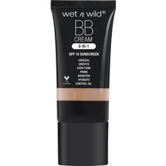 BB Cream 8-in-1 SPF 15 (€5,61) ❤ liked on Polyvore featuring beauty products, makeup, face makeup, tinted moisturizer and spf tinted moisturizer
