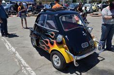 A Hot Rod Isetta? Really?. by Navymailman, via Flickr