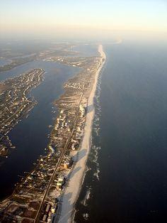 skydive at Pensacola Beach