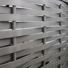 Contemporary Metal Driveway Gates