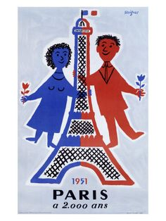 this is Alec & Julie in the year of their birth looking forward to many trips to paris!!!!  It was predestined!!!!  both us & Paris!!!!