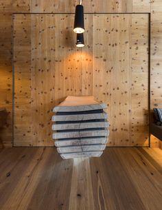 Creatively designed bar from a whole log Austria, Designer, Bar, Timber Wood, Creative