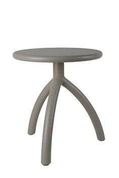 Functionals, Stool dark grey, Design: Serener