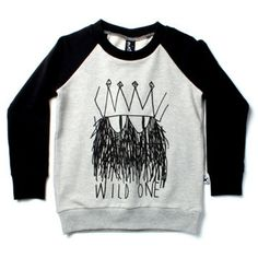 So cute! Minti Wild One Crew