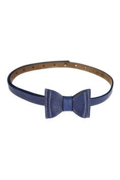 Bow Belt Navy