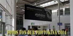 Fotos von der photokina 2014