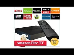 Buy Amazon Fire TV - Streaming media player with voice search, Netflix, Prime Instant Video, games - http://cpudomain.com/streaming-media-players/buy-amazon-fire-tv-streaming-media-player-with-voice-search-netflix-prime-instant-video-games/
