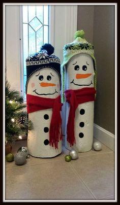 6 x Santa/'s Magic Porte-clés MDF décoration de Noël bois