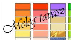 színpaletta meleg tavasz Eyeshadow, Beauty, Colors, Eye Shadow, Eye Shadows, Colour, Beauty Illustration, Color, Paint Colors