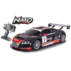 Nikko 1:16 RC Audi R8 Ferngesteuert