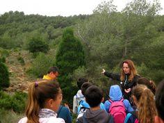Medio Ambiente celebra actividades en Sierra Espuña y Calblanque por del Día Europeo de los Parques