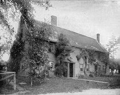 Pierce House, on Oakton Street, Dorchester MA