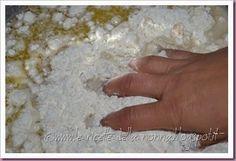 Le Ricette della Nonna: Focaccia genovese (olio, sale e rosmarino)