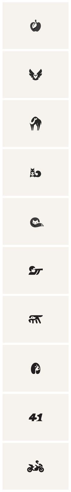 More Negative Space Madness by George Bokhua