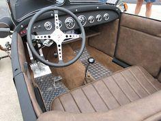 roadster inside