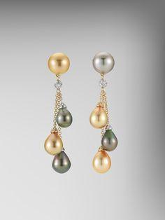 Bespoke Paolo Costagli Designer Gemstone and Gold Jewelry for Women Bespoke Paolo Costagli Designer Gemstone and Gold Jewelry for Women Pearl And Diamond Earrings, Pearl Jewelry, Bridal Jewelry, Diamond Jewelry, Jewelry Gifts, Fine Jewelry, Women Jewelry, Gold Jewelry, Pearl Diamond