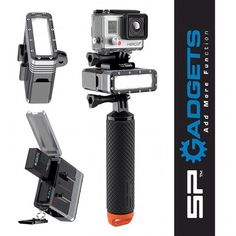 SP Gadgets POV Light - Underwater light for GoPro Hero Camera