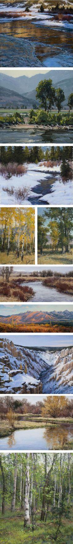 Aaron Schuerr scenes from Montana
