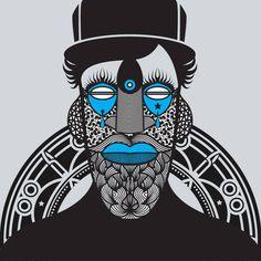 Digital Illustration by Luka Jaworski #digitalillustration #illustration #graphicdesign #designcrowd