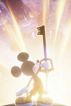 Kingdom Hearts In High Definition (this scene is awesome even in sd)
