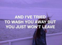 Halsey // Haunting via Tumblr