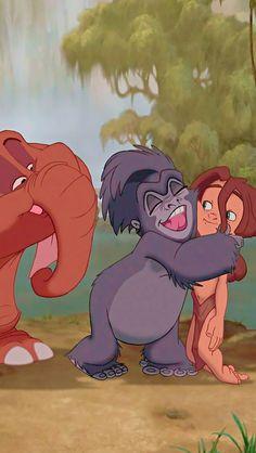 Tarzan #disney #tarzan