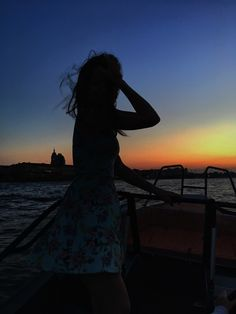 Look At Me, Silhouette, Celestial, Sunset, Outdoor, Art, Outdoors, Art Background, Kunst