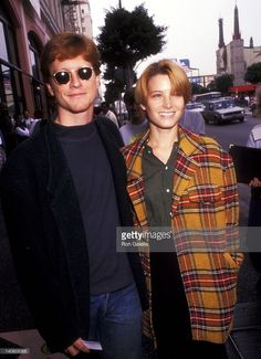 Eric Stoltz and Bridget Fonda at the Premiere of 'Beauty & the Beast', El Capitan Theatre, Hollywood. Mary Stuart Masterson, Eric Stoltz, Bridget Fonda, Pentecost, Brigitte Bardot, Adele, Beauty And The Beast, Theatre, Crushes