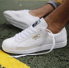 Match 74. A pro tennis shoe turned star, originally launched in the 60s. Its heritage and classic style are #unmatched. It's back and ready for more. Tap the link in our bio to learn more.