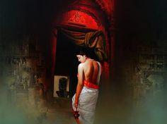 Pujarini by Mr. Amit Bhar #Pujarini