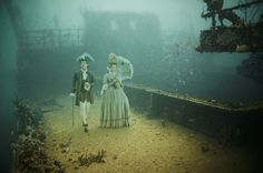 Stavronikita Project: Underwater Photography by Andreas Franke