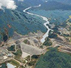 Malaysian Indigenous Communities Demand Referendum on Mega-Dams - First Peoples Worldwide Indigenous Media, Dam Construction, Indigenous Communities, Civil Society, Borneo, City Photo, Around The Worlds, Community, Island