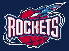 Houston Rockets Logo svg