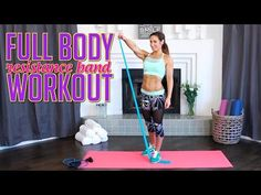 Resistance Band Workouts Under 15 Minutes | SELF More