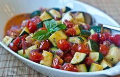 Sautéed-Zucchini-and-Tomatoes