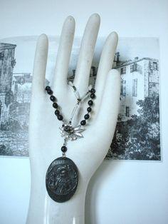 Necklace, La Rose France by Kim Rae Nugent, RAEvN's Nest