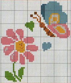 Ângela Bordados: Flores para minha flores....