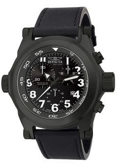 Price:$269.99 #watches Invicta 4830, Invicta chronograph watches will definitely exceed your expectations. With a detailed facade displaying multi-functional subdials, this Invicta chronograph is style built with precision.