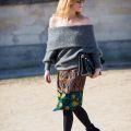 New York Fashion Week SS 2016 Street Style: Annabel Rosendahl