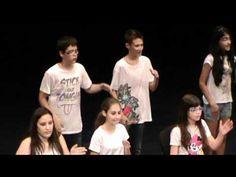 Percusión corporal Marcha Radeztky - YouTube